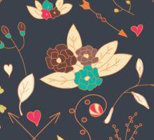 Flower pattern 02 Sticker