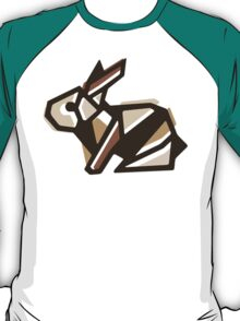 Paper Anigami Bunny T-Shirt