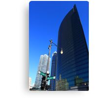 Lake and Wacker  Canvas Print