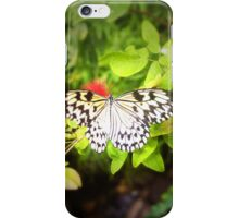 The Butterfly (Lomography) iPhone Case/Skin