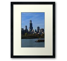 The Sears Tower Framed Print