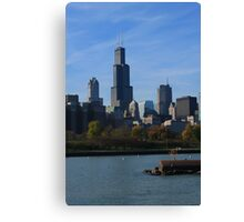 The Sears Tower Canvas Print