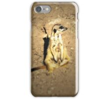 The Meerkat (Lomography) iPhone Case/Skin