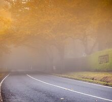 Mt Macedon Dawn by Russell Charters
