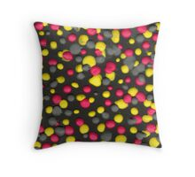 Valley Girl Throw Pillow