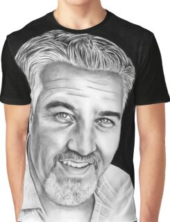 Paul Hollywood Graphic T-Shirt