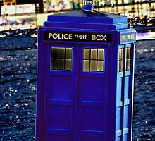 The Tardis by Steve Purnell