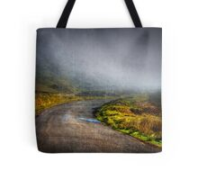 Mystery Road Tote Bag