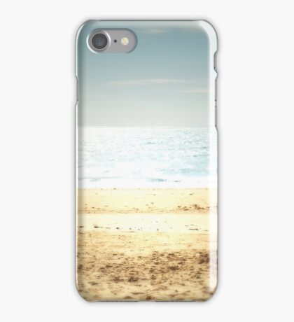 The Beach (Lomography) iPhone Case/Skin