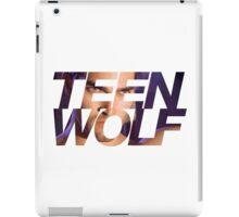 Teen Wolf - Derek Hale 1 iPad Case/Skin