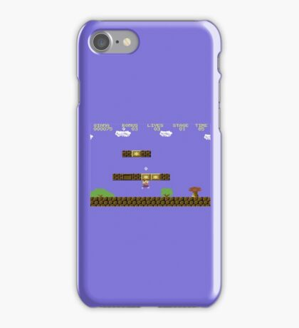 The Great Giana Sisters iPhone Case/Skin