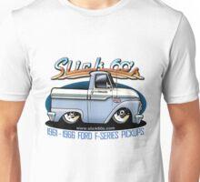 Slick 60's - Arcadian Blue Unisex T-Shirt