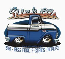 Slick 60's - Blue by snuggles