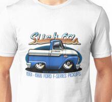Slick 60's - Blue Unisex T-Shirt