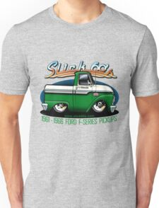 Slick 60's - Green Unisex T-Shirt