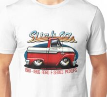 Slick 60's - Red Unisex T-Shirt