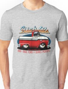 Slick 60's - Red Unisex T-Shirt