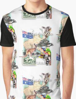 australia  Graphic T-Shirt