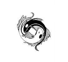 Yin Yang Koi Fish by Cobras795