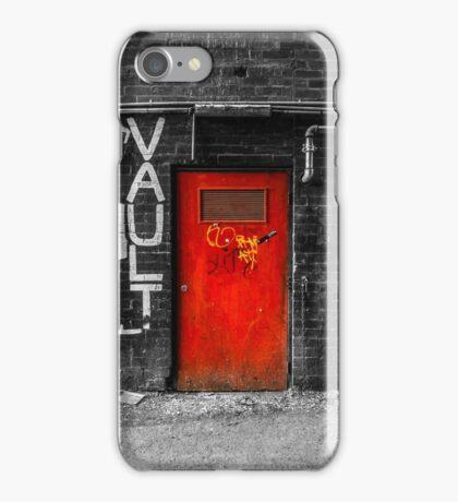 Vault iPhone Case/Skin