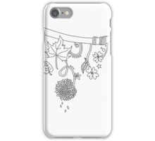 A tint of nature  iPhone Case/Skin