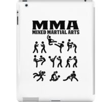 MMA Mixed Martial Arts iPad Case/Skin