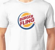 Burger Fling - Bloodbowl Unisex T-Shirt