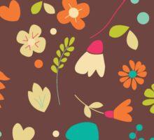 Flower pattern 03 Sticker