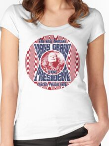 The Only Romney Worth Voting For! Women's Fitted Scoop T-Shirt