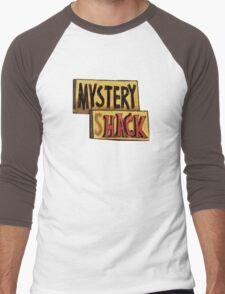 Gravity Falls Mystery Shack Men's Baseball ¾ T-Shirt