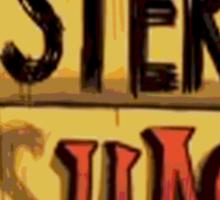 Gravity Falls Mystery Shack Sticker