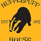 Hufflepuff House by machmigo