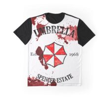 Vintage Umbrella , Spencer Estate Graphic T-Shirt