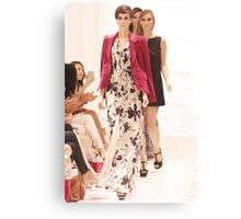 Rachael Zoe showcases new her '2012 Fall Designs'  Canvas Print