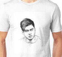 calum bw Unisex T-Shirt