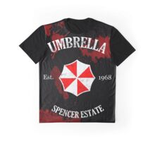 Vintage Umbrella , Spencer Estate (for dark colors) Graphic T-Shirt