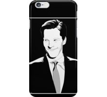 A study in Cumberbatch iPhone Case/Skin