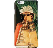 The Book Man iPHONE Case iPhone Case/Skin