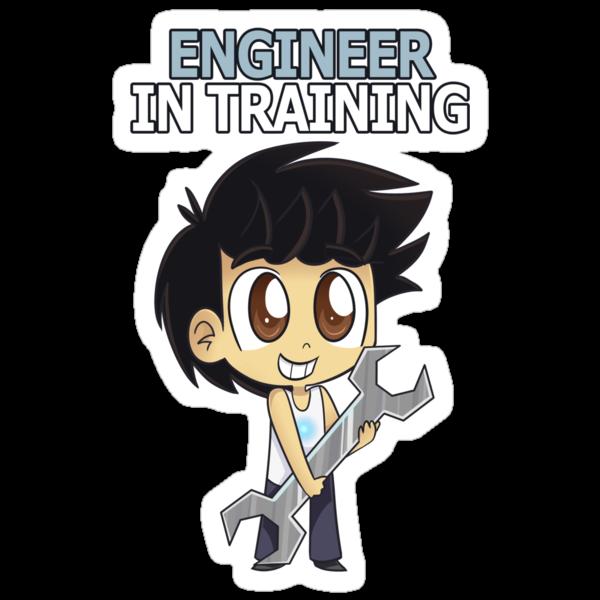 Engineer in Training by Stephanie Tatoiu