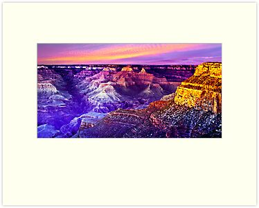 Grand Canyon - Magic Moment by LudaNayvelt