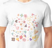 Flower pattern 04 Unisex T-Shirt
