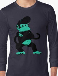 SSB Diddy Kong Long Sleeve T-Shirt