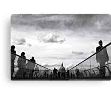 Point Of View Canvas Print