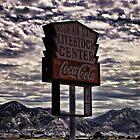 Coke Sign by Nicole  Markmann Nelson