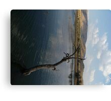 South Africa lake  Canvas Print