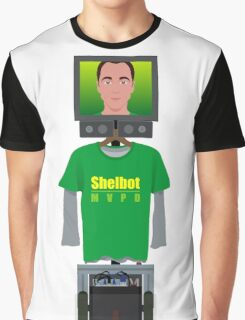 Shelbot Graphic T-Shirt