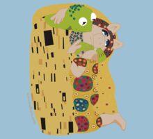 Klimt muppets One Piece - Short Sleeve