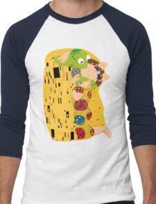 Klimt muppets Men's Baseball ¾ T-Shirt