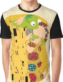 Klimt muppets Graphic T-Shirt