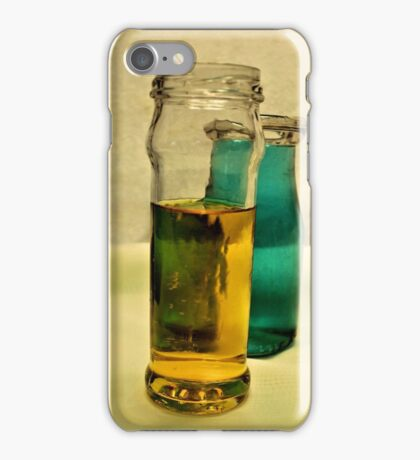 Colored Water [iPhone - iPod Case/Skin] iPhone Case/Skin